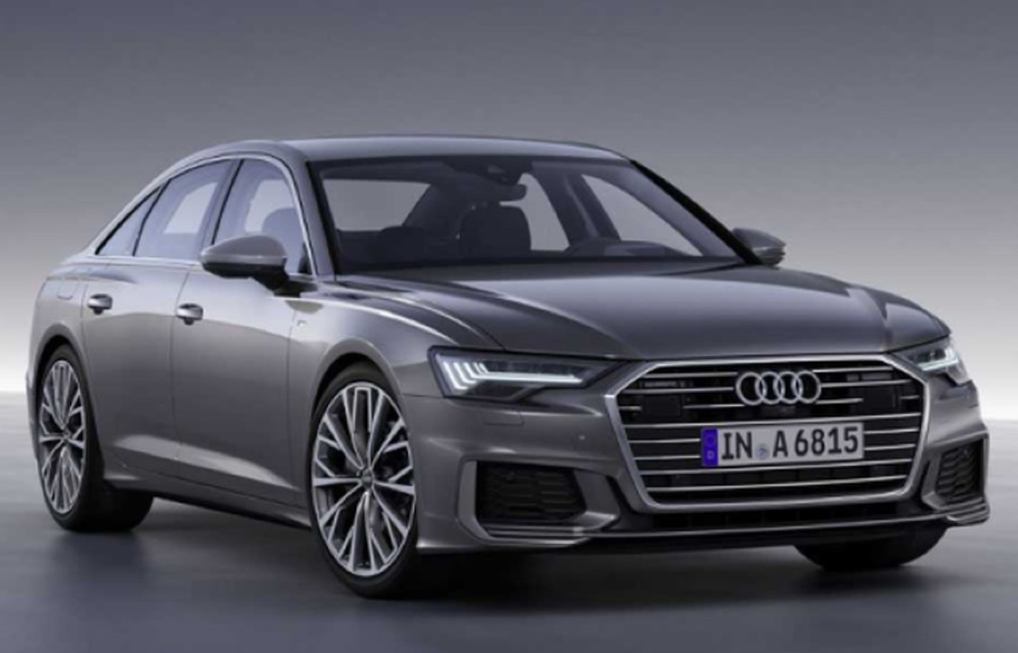 Дизайн Audi A6 нового поколения рассекречен до премьеры в Женеве