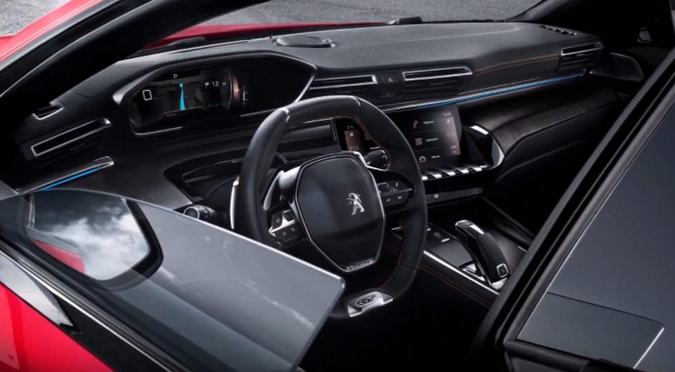 В Сети опубликовали первые официальные фотографии нового Peugeot 508