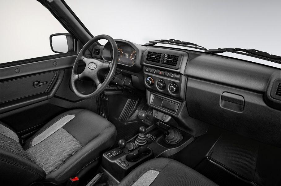 «АвтоВАЗ» начал продавать обновленные автомобили на базе Lada 4x4