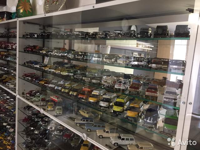 Житель Новосибирска продает уникальную коллекцию машинок за 1 млн