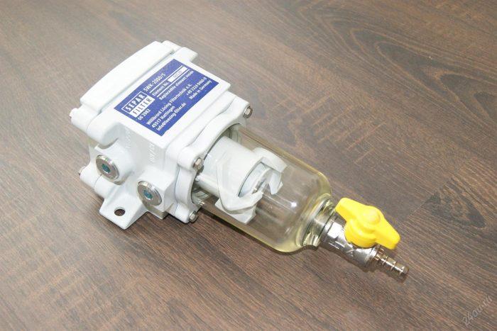 Сепараторы для дизельных двигателей Separ 2000