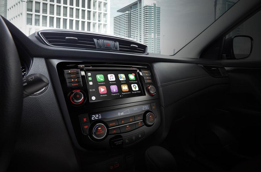 Nissan запустил в России продажи обновленного Qashqai 2020