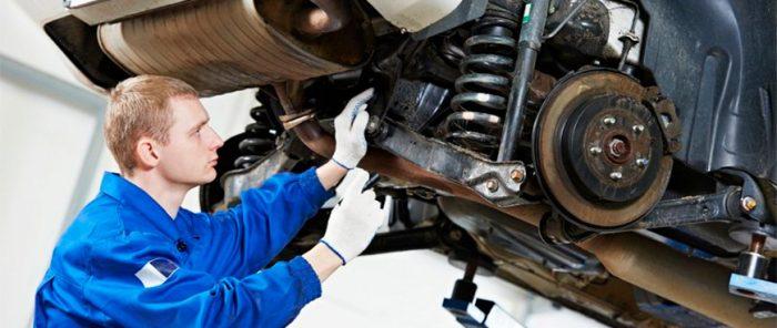 Плюсы ремонта машины в автосервисе