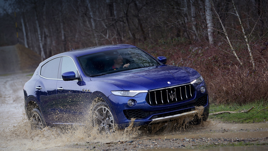 Продажи автомобилей Maserati в РФ в первом квартале сократились вдвое