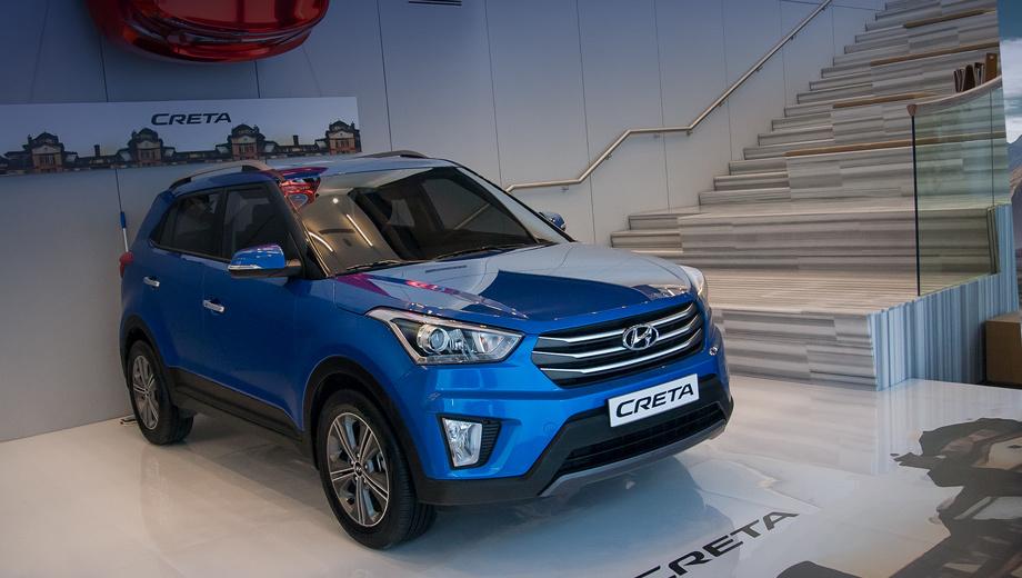 Внедорожник LADA 4x4 в сентябре вошел в пятерку самых продаваемых SUV