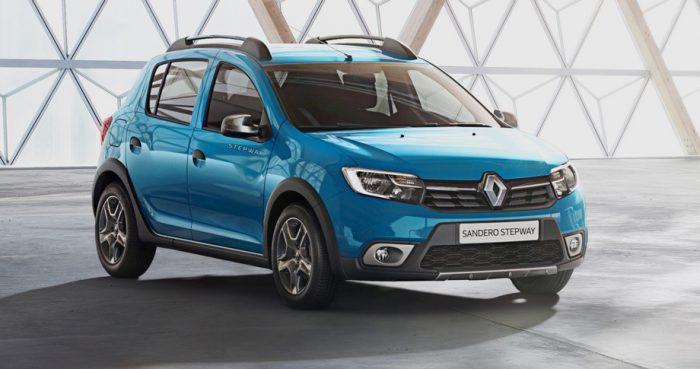 Renault Sandero 2017: создан для решения любых задач