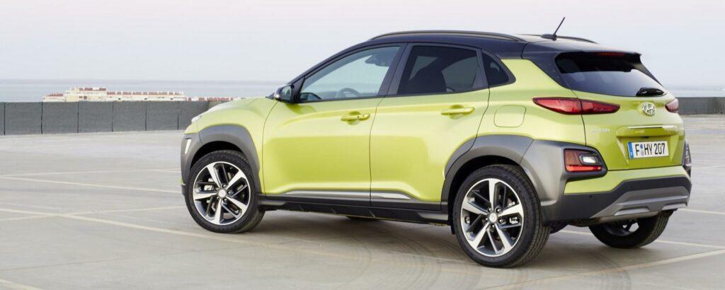 Стала известна стоимость нового кроссовера Hyundai Kona