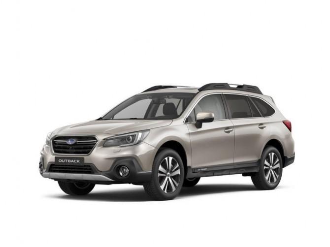 Дилеры Subaru в России начали продажи обновленного Outback