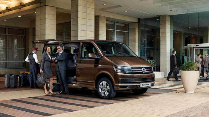 Volkswagen Caravelle – дух путешествий и странствий в каждой детали