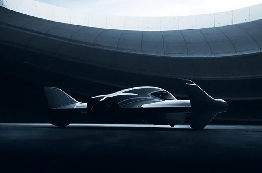 Porsche и Boeing объединяют усилия в разработке летающего автомобиля