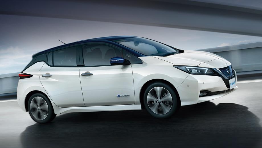 Продажи новых электромобилей в России продолжают расти