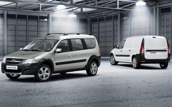 «АвтоВАЗ» начал выпускать двухтопливную версию Lada Largus