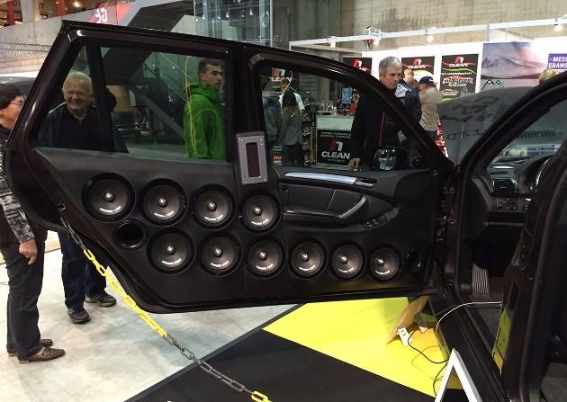 В Норвегии создают трехдверный трёхосный кроссовер BMW X5