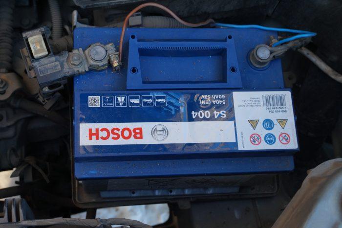 Аккумулятор Bosch: стоит ли переплачивать?