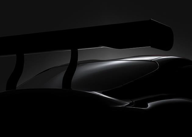 Toyota опубликовала первое изображение нового спорткара Toyota Supra