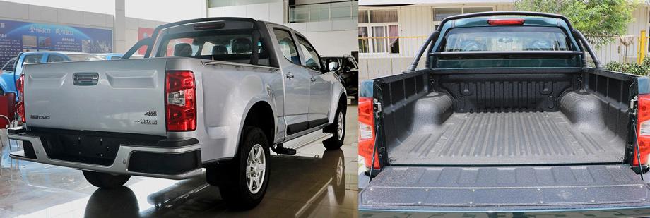 В Китае сделали «клона» пикапа Ford Explorer в лице FAW Hongta T340