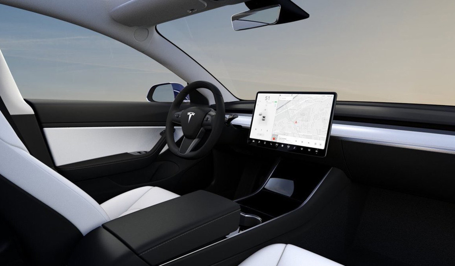 Маск представил самую быструю версию Tesla Model 3 Performance