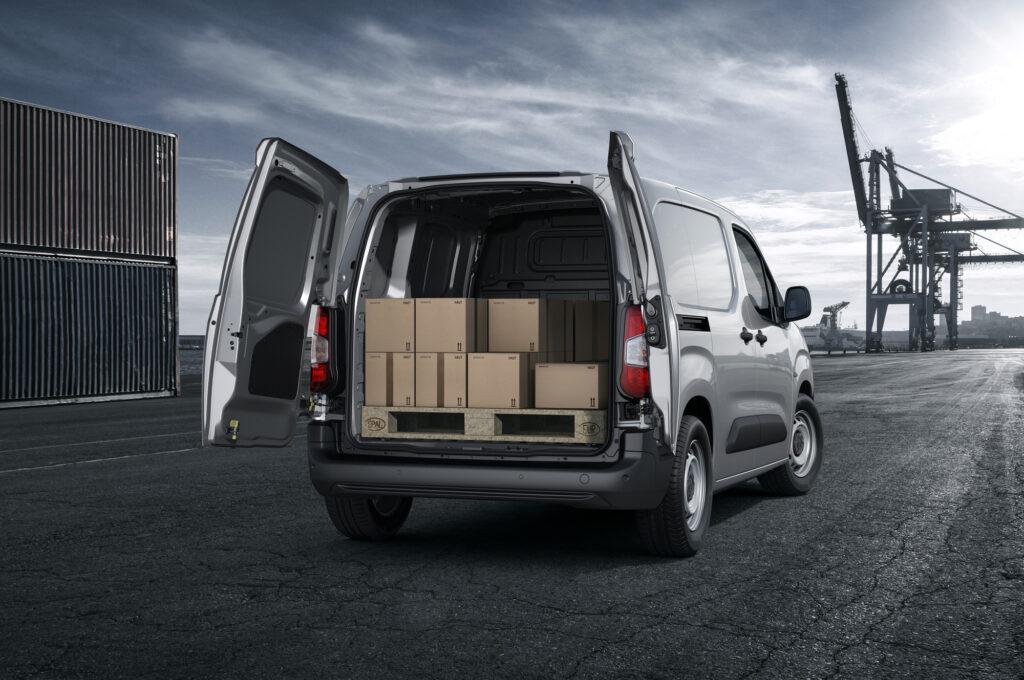 PSA официально представила новые Partner, Combo и Berlingo Van