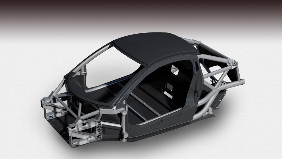 Создатель McLaren F1 придумал, как сделать автомобили в два раза легче