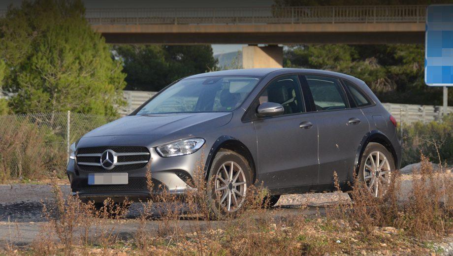 Новый кроссовер Mercedes-Benz EQB выйдет на рынок в 2020 году