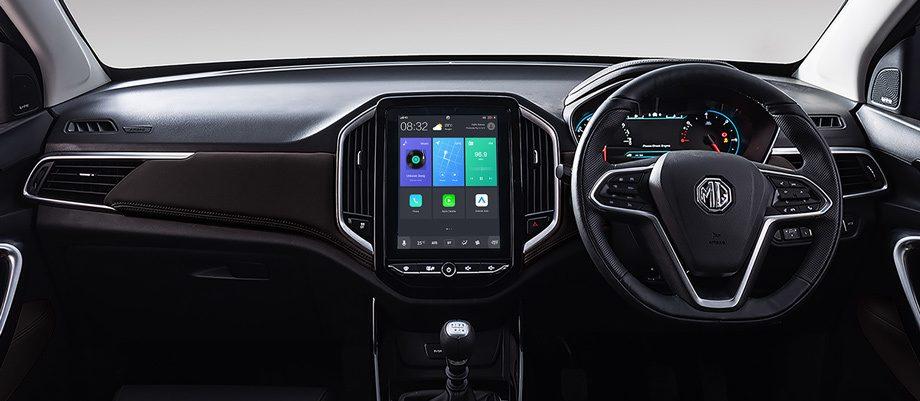 MG Hector оказался премиальной копией Chevrolet Captiva 2019