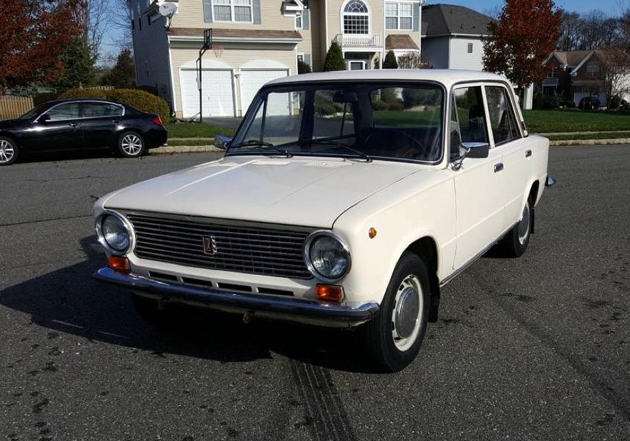 Lada 1200S за 10 тысяч долларов выставлена на продажу в США