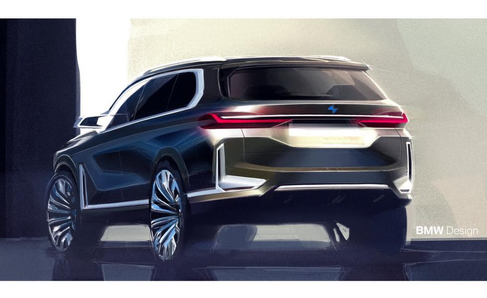 BMW назвал дату премьеры кроссовера BMW X5 нового поколения