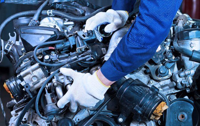 Ремонт двигателя автомобиля: к кому следует обратиться