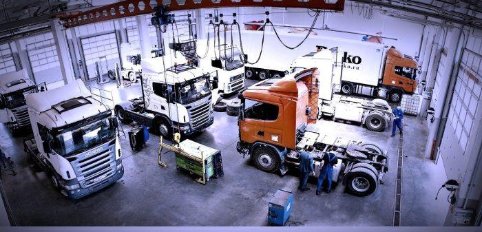 Своевременный ремонт – залог успешной работы грузовика
