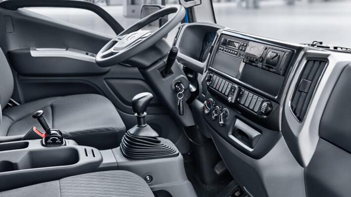 Автозавод ГАЗ запустил в производство новый бескапотный грузовик «Валдай NEXT»