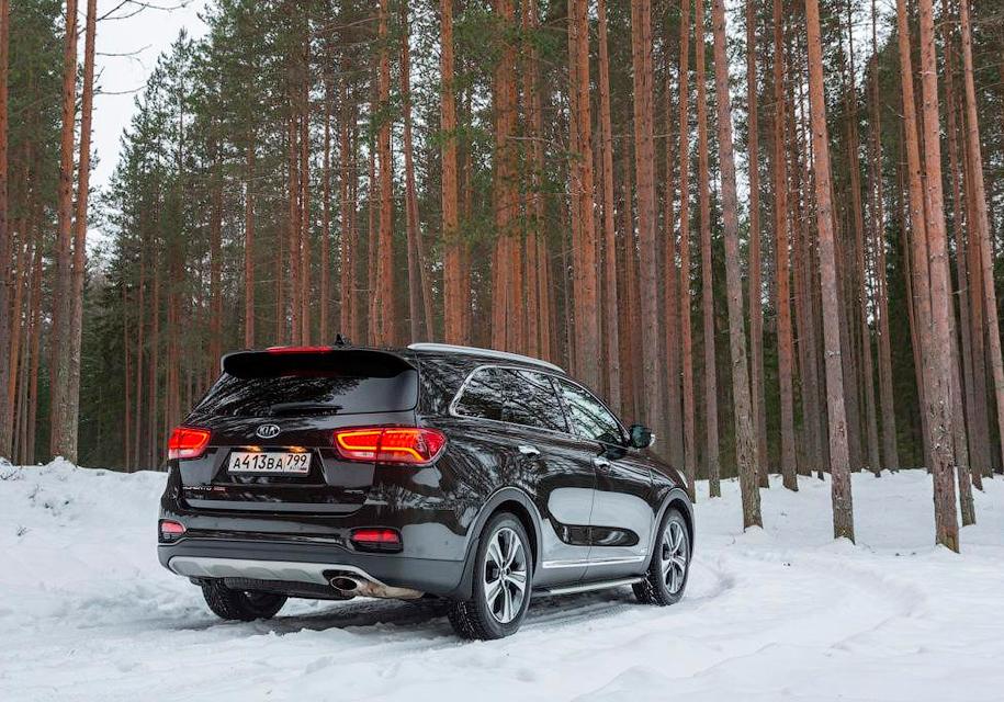 Обновленный Kia Sorento Prime появится в РФ в феврале 2018 года