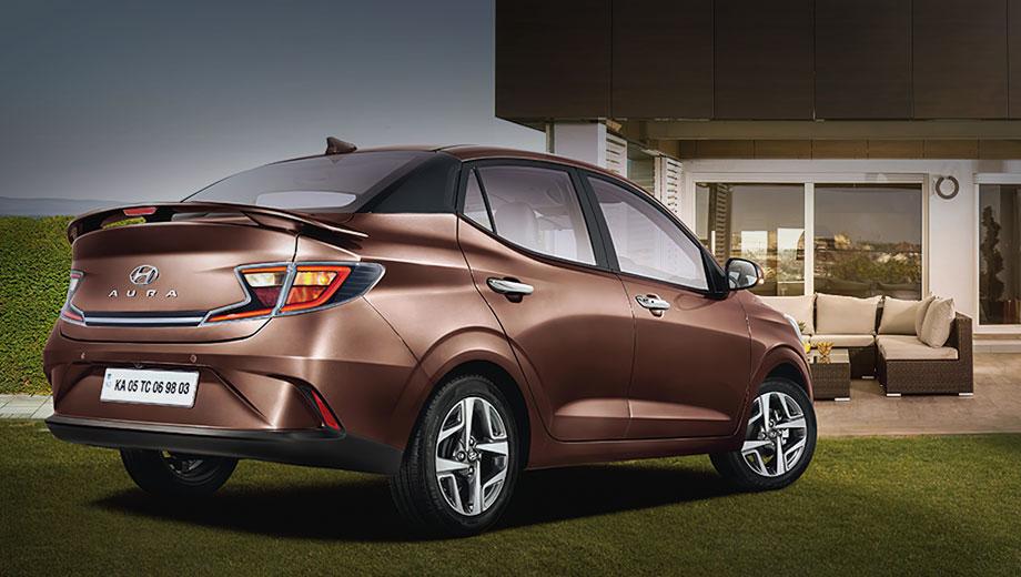 Hyundai представил ультрабюджетную новинку Aura 2021 за 600 тысяч рублей