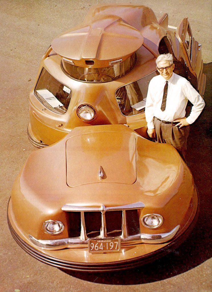 Sir Vival назвали самым страшным, но безопасным автомобилем в мире