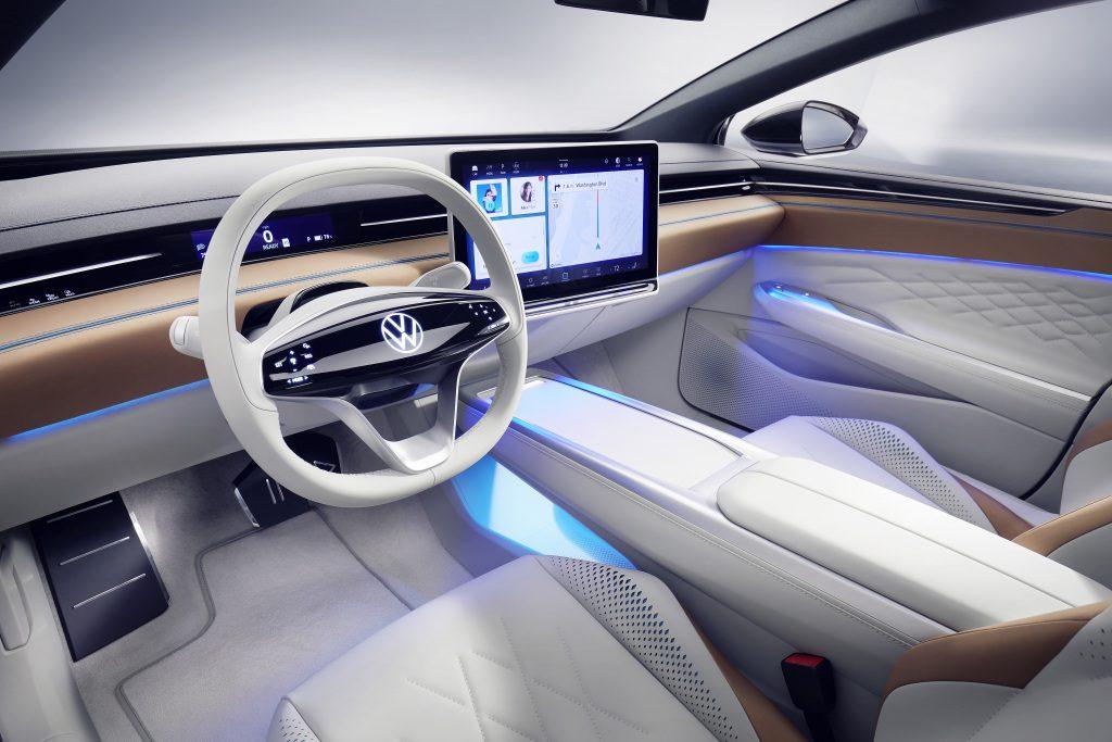 Volkswagen презентовал электрический универсал размером с Audi A6