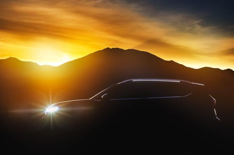 Volkswagen показал свой новый кроссовер Taos
