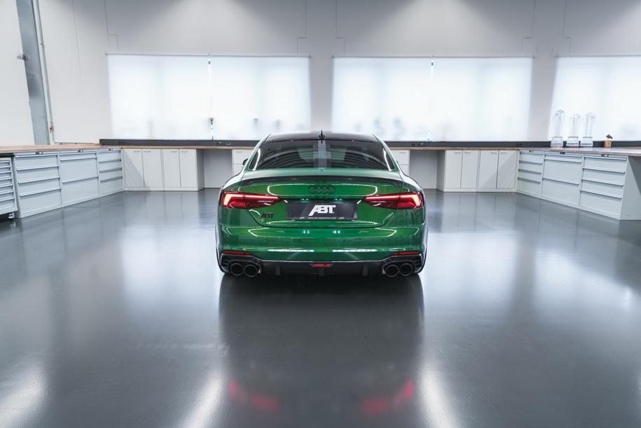 530-сильное купе на базе Audi RS5 представит ABT в Женеве