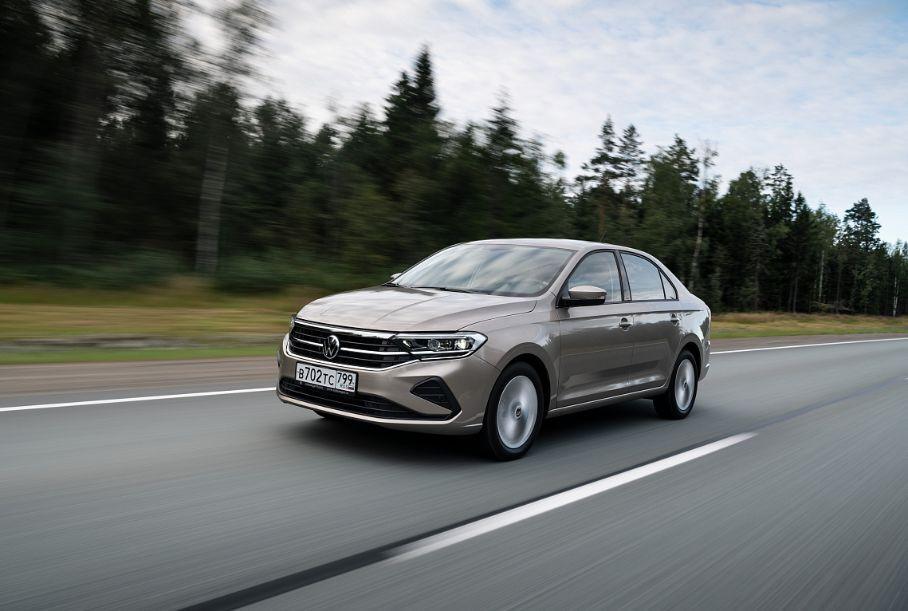 Volkswagen начал прием заказов на «футбольную» версию Polo в России