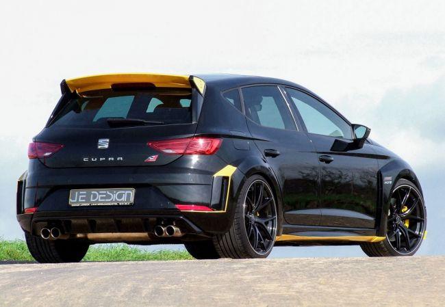 SEAT Leon Cupra Je Design стал конкурентом Audi RS3 Sportback