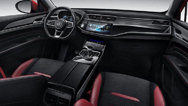 Dongfeng готовит серийную версию конкурента кросс-купе BMW X4