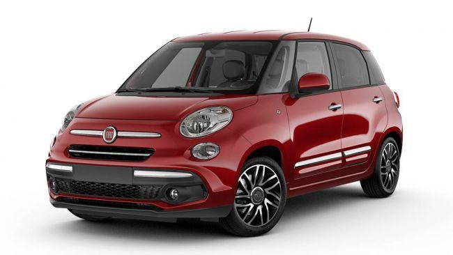 Fiat 500X и Fiat 500L 2019 модельного года получили больше хрома