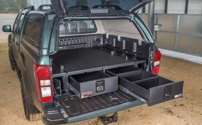Тюнеры превратили Isuzu D-MAX в идеальный транспорт для охотников