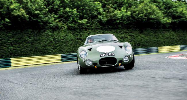 Sotheby's выставил на продажу Aston Martin DP215 за 25 млн долларов