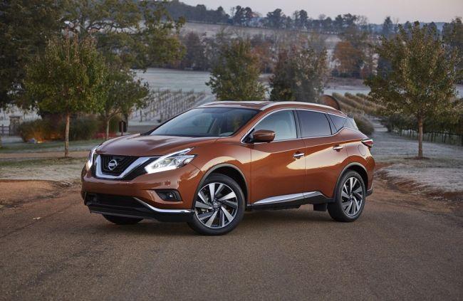 Стоимость Nissan Murano 2018 года составит около 32 тыс. долларов