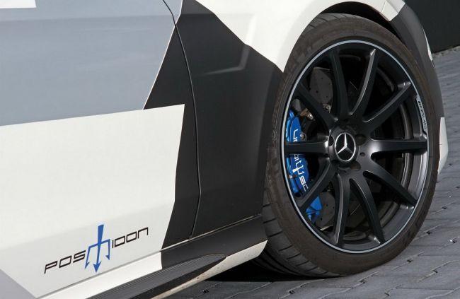 Тюнинг-ателье Posaidon представило 1 000-сильный Mercedes-AMG E63 S