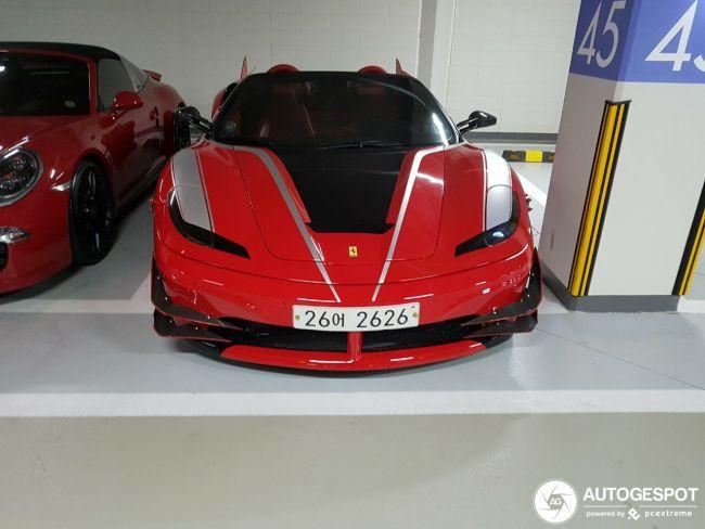 Тюнеры выпустили Ferrari F430 Spider в стиле FXX-K