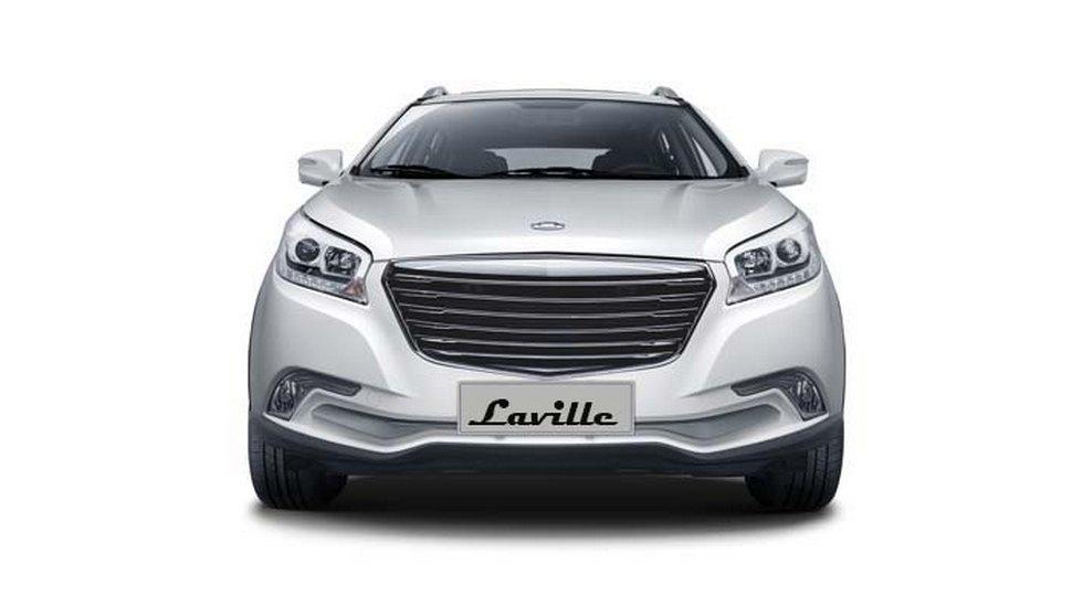 Кроссовер HTM Laville на базе Hyundai ix35 появится в РФ в апреле