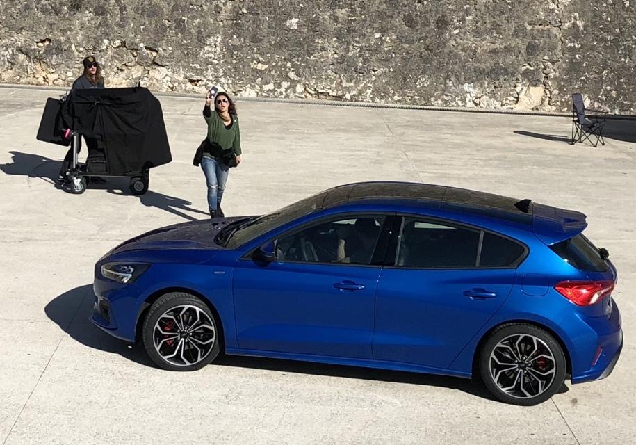 Первые снимки нового Ford Focus без камуфляжа появились в Сети