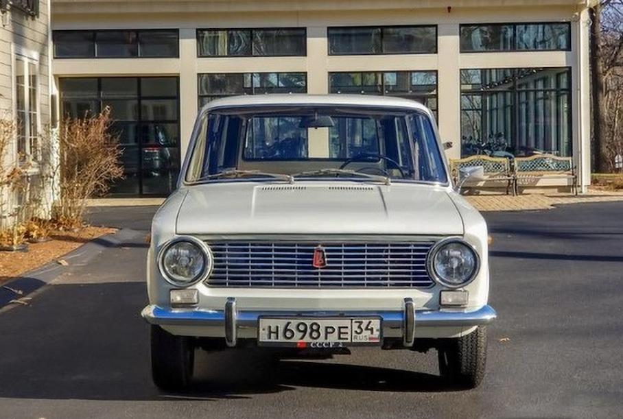 В США продали 42-летние «Жигули» за 1,4 миллиона рублей