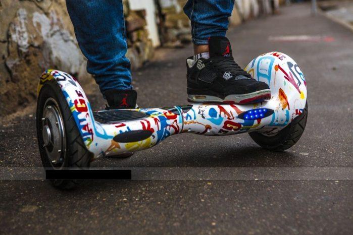 Купить гироскутер в Москве для ребенка: критерии выбора