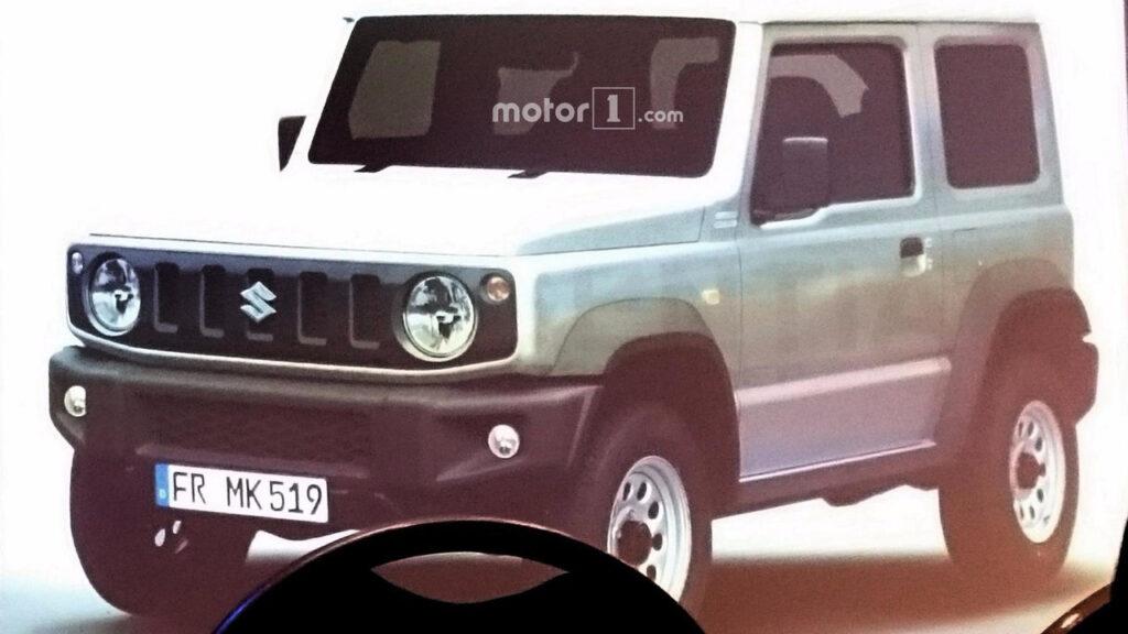 В Suzuki рассказали о новом внедорожнике Jimny для России